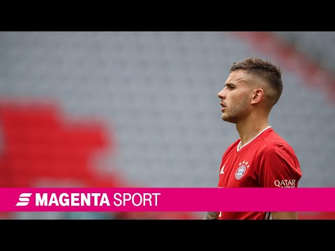 Lucas Hernandez first interview in German.