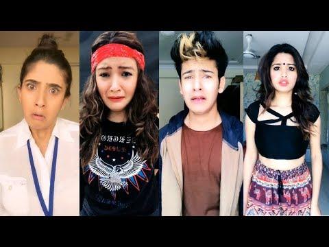 Mama ke Paas Jana Hai Funny Musically | Manjull, Aashika and Samiksha Sud