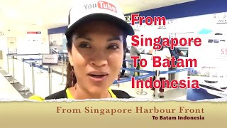 Video HOW TO TRAVEL FROM SINGAPORE TO BATAM INDONESIA download MP3, 3GP, MP4, WEBM, AVI, FLV Juli 2018