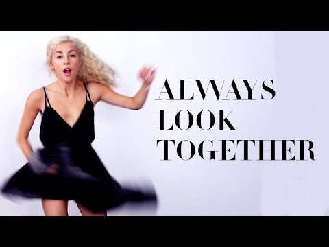 How To Always Look Put Together: HAIR, WARDROBE, MAKEUP