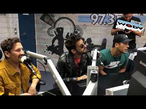 Desconocidos (en Vivo) - Mau Y Ricky En 'El Show De Carloncho'