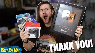 YouTube FINALLY Sent Me My 100K PLAY BUTTON!