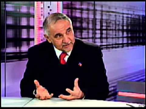 Entrevista A Ricardo Israel - Candidato Presidencial Del Partido Regionalista Independiente PRI