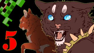 Thunderclan is for Everyone  - Warrior Cats MAP- PART 5