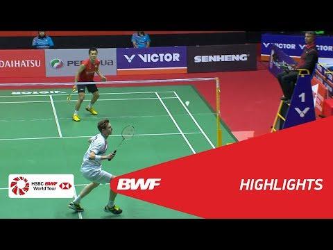 Perodua Malaysia Masters 2018 | Badminton MS - F - Highlights | BWF 2018