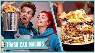 HOW TO MAKE TRASH CAN NACHOS!