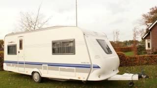 Caravan te koop: HOBBY DE LUXE EASY  DE LUXE 540 UL 2005 NIEUW