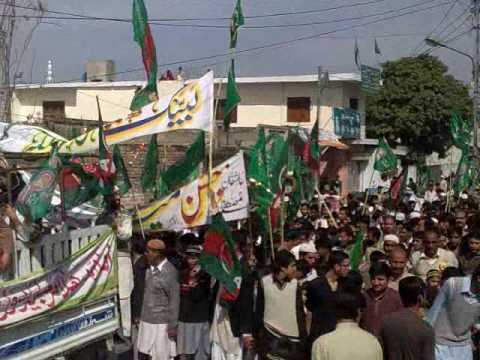 A.T.I Milad Raily IN tehsil Kahuta