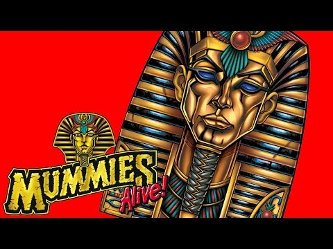 Mummies Alive! | Ra, Ra, Ra | HD | Full Episode