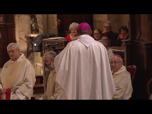 40 ans d'épiscopat de Mgr Marchand : Mgr Planet