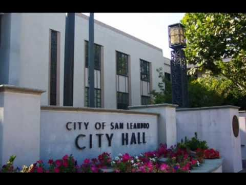 San Leandro, California - The way I remember it.....