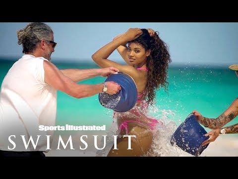 Inside Danielle Herrington's 2018 Cover Shoot: 'Juicy Butt' In Bahamas | Sports Illustrated Swimsuit