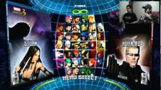 El Ultimo Player Vs NX - Marvel Vs Capcom 3