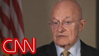 James Clapper: Mueller report is devastating