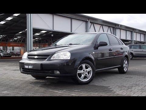 Обзор Chevrolet Lacetti (2008)