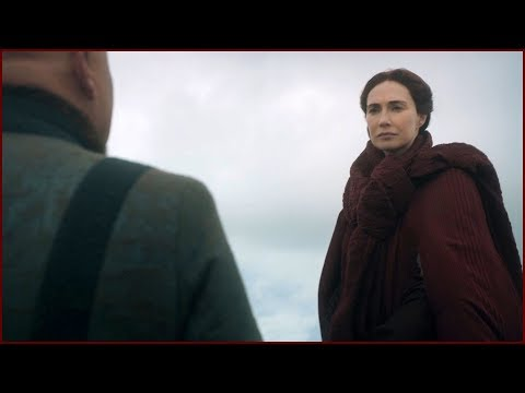 Game of Thrones S7E3 -  Varys confronts Melisandre