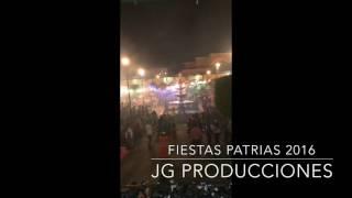 Iluminación | Fiestas Patrias 2016 | Degollado Jalisco