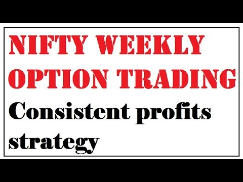 nifty weekly expiry strategy | nifty options trading strategies