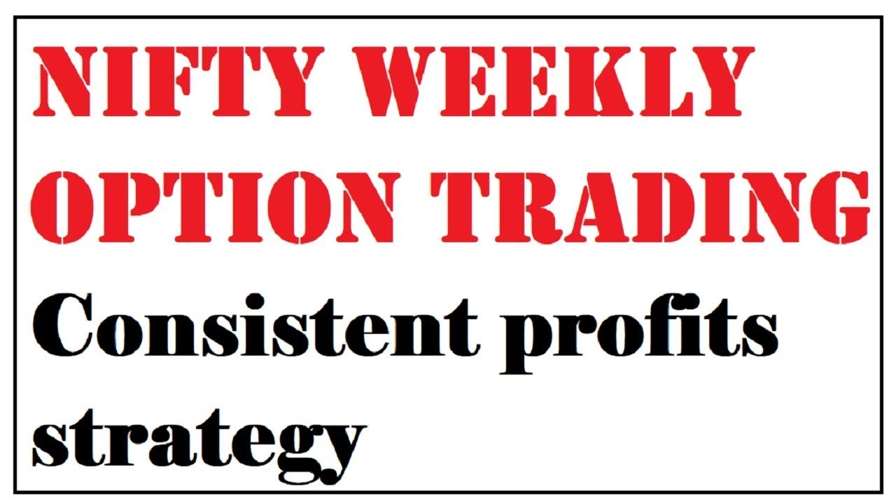 Nifty Trading Strategy volgende week