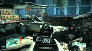 Crysis 2 - Pc Gameplay on GTX 460 - Max Settings DX9 1080p
