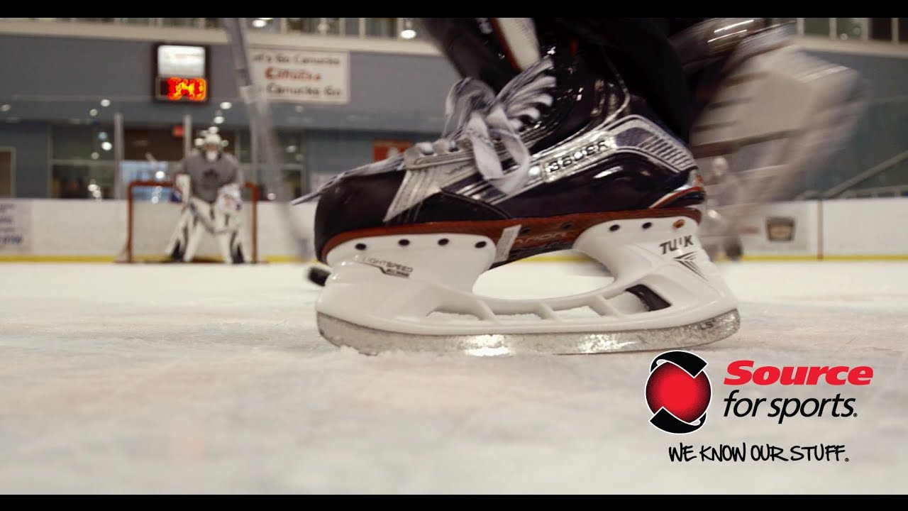 bauer vapor 1x hockey skate on ice review source for sports