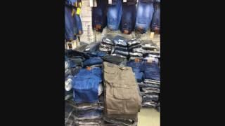 видео Детские джинсы оптом