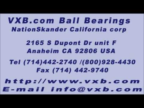 VXB Ball Bearing