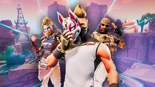 Fortnite The Movie | Fortnite Battle Royale Story up to Season 5