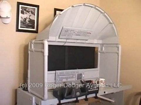 DIY Easy Airliner Home Cockpit