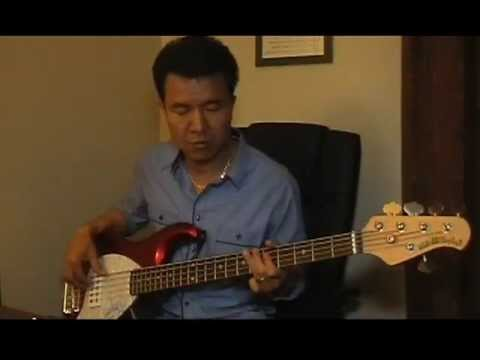 Shout to the LORD - Hills Song -Bass Cover