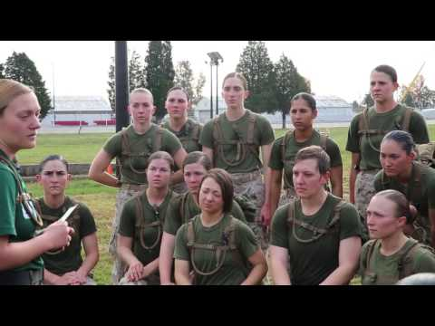 Earning the Title at USMC OCS