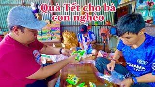 Hành trình chuẩn bị quà Tết, san sẻ yêu thương cho bà con nghèo huyện Tháp Mười - TÂM RÒM VLOG