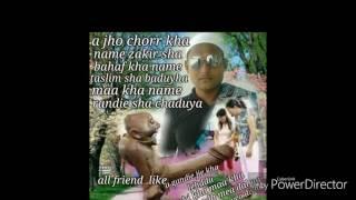 name zakir sha chor rendie kha alwadd