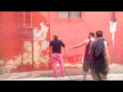 Favela Painting Academy with Haas & Hahn - Curacao | Camille Javal