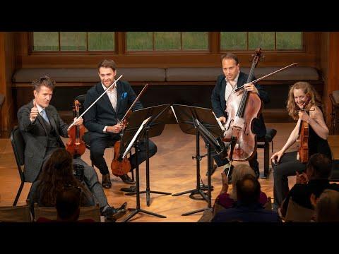 The Saint Lawrence String Quartet