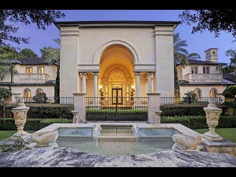 La Perse, An Iconic Estate in Houston, Texas