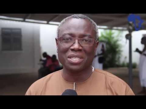 Prof Goeh Akué parle de  la Constitution culturelle des Guins
