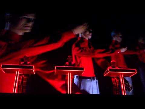 Kraftwerk Die Roboter @ Burgtheater Wien 15.05.2014
