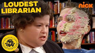 The World's LOUDEST Librarian! 📚 + BONUS Star Crew Sketch! | All That