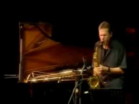 Christof Lauer and Jens Thomas at Jazz Lives in Syria 2008