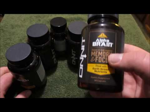1 Year Supplement Review! Alpha Brain Nootropic By Onnit Labs