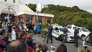 Police Dog Display - NZ Police Museum - 23 April 2019 (3 of 5)