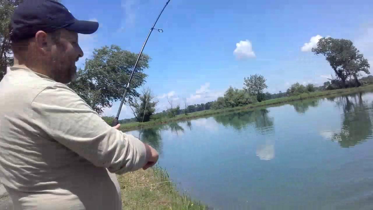 рыбалка на озерах осетии
