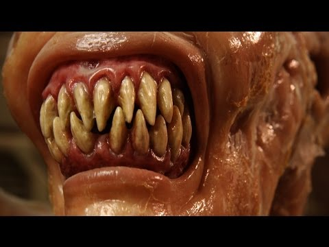 ALIEN 4 Creating Ripley Clones 1-6 ALIEN RESURRECTION BTS