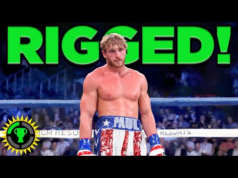 Game Theory: Logan Paul's FIXED Fight (Logan Paul vsFloyd Mayweather) - The Game Theorists
