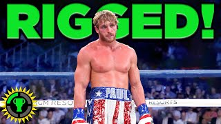 Game Theory: Logan Paul's FIXED Fight (Logan Paul vs Floyd Mayweather)