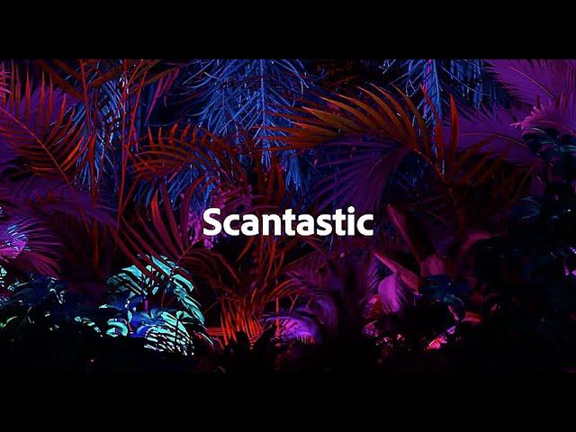 Adobe Scantastic – L'AR n'aura plus de secret pour vous !