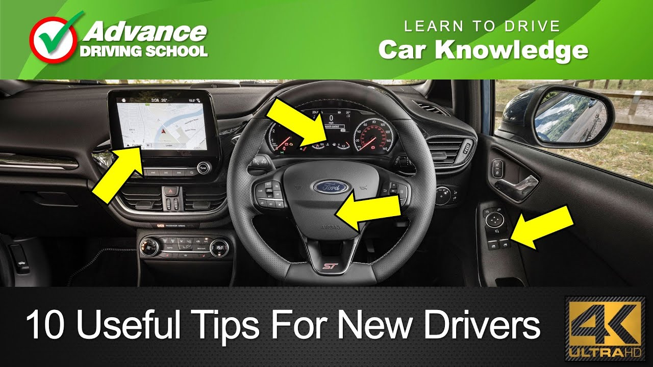 Download 10 Useful Tips For New Drivers  |  Learn to drive: Car Knowledge