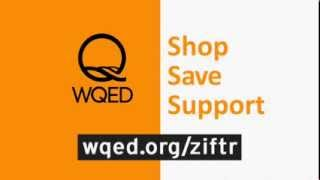 Shop. Save. Support WQED with Ziftr.