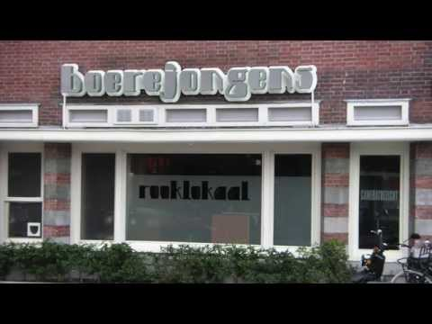 Cannabis Coffeeshop Boerejongens Amsterdam & Working In a Coffeeshop Interview - Smokers Guide TV